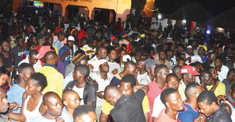 Massive audiences for Black Missionaries in Blantyre