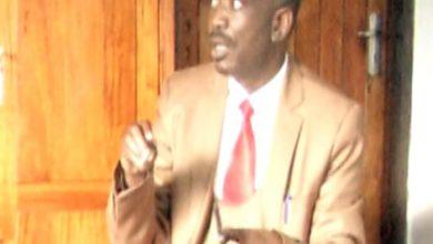 Dr. Ronald Chibwe